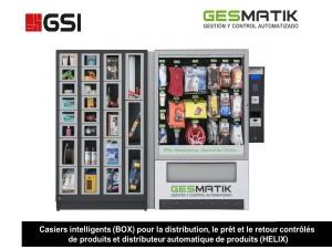 Distributeur automatique d'équipements pour hôpitaux - Devis sur Techni-Contact.com - 2