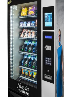 Distributeur automatique de boisson fraîche - Devis sur Techni-Contact.com - 5