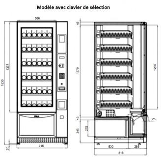 Distributeur automatique de boisson fraîche - Devis sur Techni-Contact.com - 7