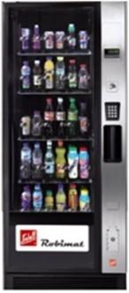 Distributeur automatique de boissons avec vitrine - Devis sur Techni-Contact.com - 1