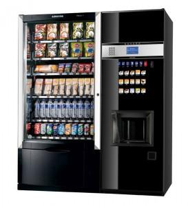 Distributeur automatique de boissons chaudes, froides et confiseries - Devis sur Techni-Contact.com - 1