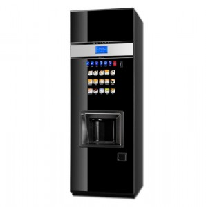 Distributeur automatique de café grains avec écran interactif - Devis sur Techni-Contact.com - 1