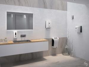Distributeur automatique de désinfectant pour les mains - Devis sur Techni-Contact.com - 2