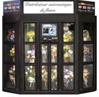 Distributeur automatique de fleurs - Devis sur Techni-Contact.com - 3