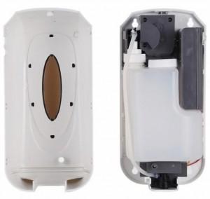 Distributeur automatique de gel Hydroalcoolique à capteur infrarouge - Devis sur Techni-Contact.com - 2