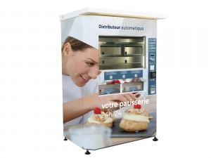 Distributeur automatique de pâtisseries - Devis sur Techni-Contact.com - 1