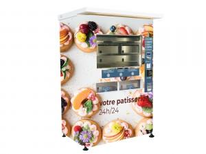 Distributeur automatique de pâtisseries - Devis sur Techni-Contact.com - 2