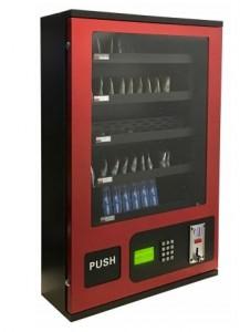 Distributeur automatique de snacks à 5 plateaux - Devis sur Techni-Contact.com - 1