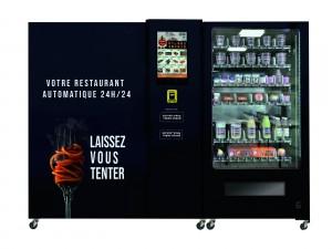 Distributeur automatique modulable de plats - Devis sur Techni-Contact.com - 1