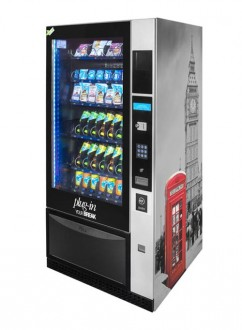 Distributeur automatique de boissons et snacks - Devis sur Techni-Contact.com - 2