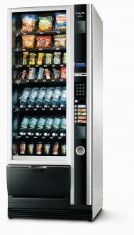Distributeur automatique pour snack - Devis sur Techni-Contact.com - 1