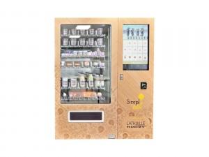 Distributeur automatique de snacks personnalisable - Devis sur Techni-Contact.com - 1