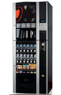 Distributeur automatique snack et boissons - Devis sur Techni-Contact.com - 1