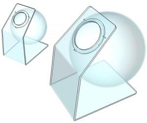 Distributeur boule de cristal - Devis sur Techni-Contact.com - 2