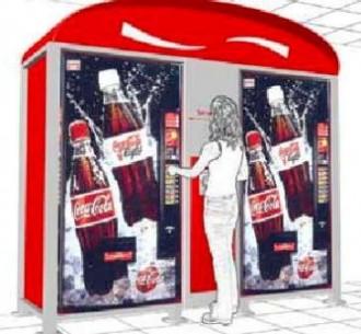 Distributeur de boissons equinox toit U - Devis sur Techni-Contact.com - 1