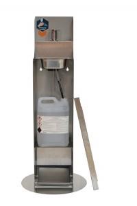 Distributeur de gel a pédale - Devis sur Techni-Contact.com - 2