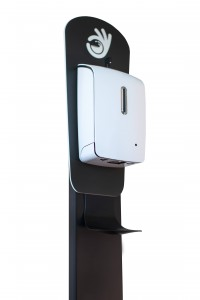 Distributeur de Gel Hydroalcoolique automatique - Devis sur Techni-Contact.com - 2