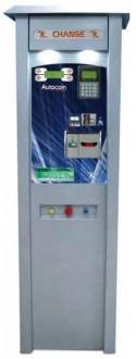 Distributeur de jetons à 1 hopper et lecteur CB - Devis sur Techni-Contact.com - 1