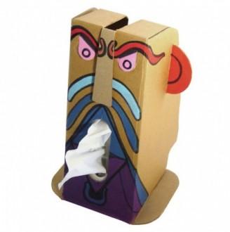 Distributeur de mouchoirs en carton - Devis sur Techni-Contact.com - 2