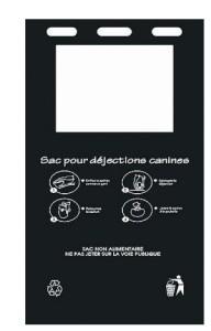 Distributeur de sacs canins - Devis sur Techni-Contact.com - 2