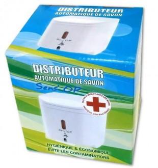 Distributeur de savon automatique infrarouge - Devis sur Techni-Contact.com - 2