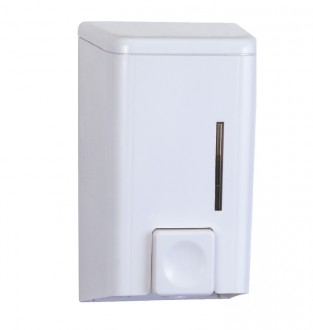 Distributeur de savon manuel 500 ml - Devis sur Techni-Contact.com - 1