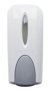Distributeur de savon manuel - Devis sur Techni-Contact.com - 1