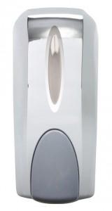 Distributeur de savon manuel - Devis sur Techni-Contact.com - 2