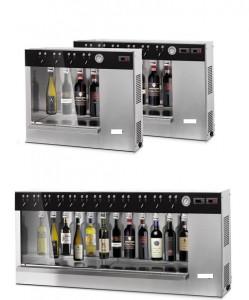 Distributeur de vin au verre pour 4, 6 ou 12 bouteilles - Devis sur Techni-Contact.com - 4