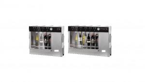 Distributeur de vin au verre pour 4, 6 ou 12 bouteilles - Devis sur Techni-Contact.com - 5