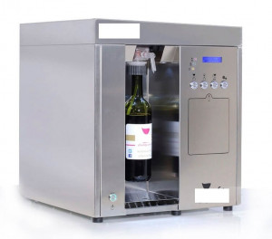 Distributeur de vin au verre pour une conservation entre 3 à 5 semaines - Devis sur Techni-Contact.com - 1