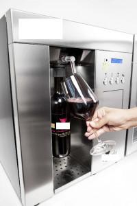 Distributeur de vin au verre pour une conservation entre 3 à 5 semaines - Devis sur Techni-Contact.com - 2