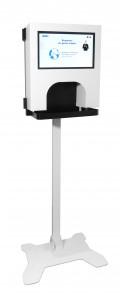 Distributeur Gel Hydroalcoolique automatique - Devis sur Techni-Contact.com - 1
