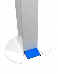 Distributeur Gel Hydroalcoolique 1L - Devis sur Techni-Contact.com - 5