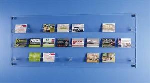 Distributeur mural cartes de visite - Devis sur Techni-Contact.com - 4