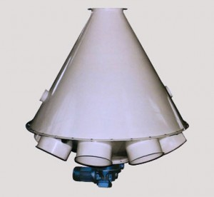 Distributeur rotatif pour céréales - Devis sur Techni-Contact.com - 1