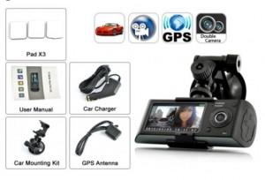 Caméra voiture double objectif - Devis sur Techni-Contact.com - 4