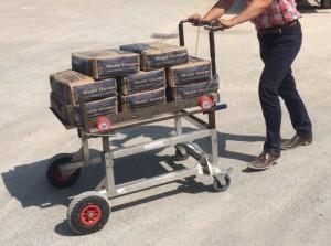 Double chariot de chargement véhicules - Devis sur Techni-Contact.com - 2