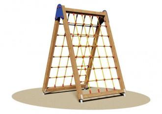 Double filet à grimper pour enfants - Devis sur Techni-Contact.com - 1