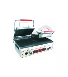 Double grill électronique - Devis sur Techni-Contact.com - 1