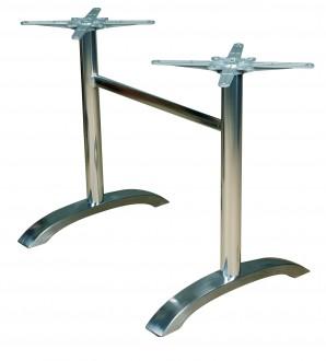 Double pied fonte ou inox pour restaurant - Devis sur Techni-Contact.com - 1