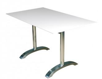 Double pied fonte ou inox pour restaurant - Devis sur Techni-Contact.com - 4