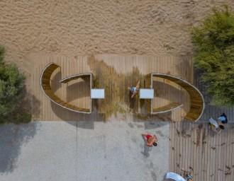 Douche de plage PMR - Devis sur Techni-Contact.com - 6