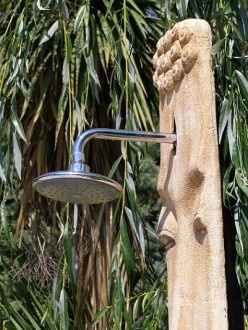 Douche extérieure solaire - Devis sur Techni-Contact.com - 2