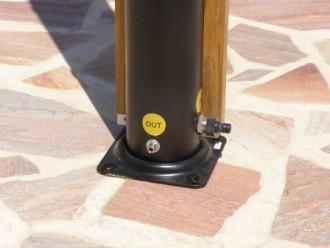 Douche solaire en bois - Devis sur Techni-Contact.com - 3