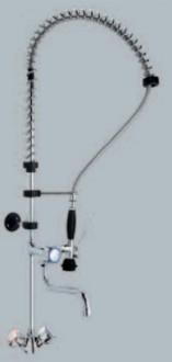 Douchette prélavage à mélangeur flexible - Devis sur Techni-Contact.com - 2