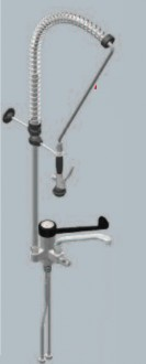 Douchette prélavage à mélangeur flexible - Devis sur Techni-Contact.com - 3