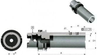 Douille pour mandrins à réglage axial type TR - Devis sur Techni-Contact.com - 1