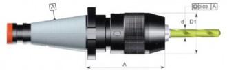 Douilles de réduction à cône avec vis intégrée - Devis sur Techni-Contact.com - 1