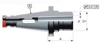 Douilles de réduction à cône morse forets - Devis sur Techni-Contact.com - 1